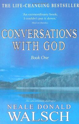 Conversations with God, Book 1 Neale Donald Walsch Paperback Book 1997