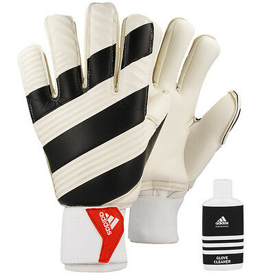 Adidas Classic Pro Torwart Handschuhe black white AP7009 Gloves Goal Keeper