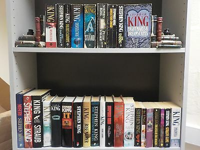 Stephen King - 29 Books Collection! (ID:36180)