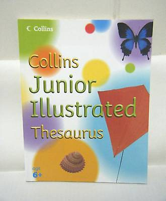 New Book - Collins Junior Illustrated Thesaurus Age 6+