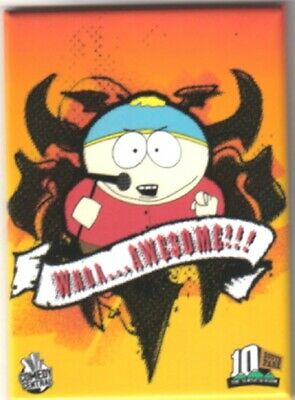 South Park Cartman Saying Whoa...Awesome!!! Magnet, NEW UNUSED