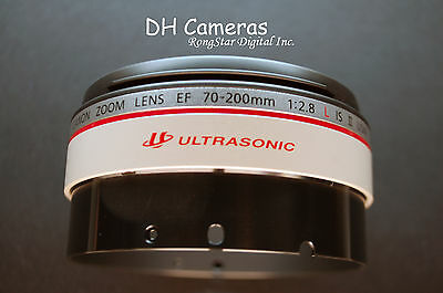 Canon front frame/front sleeve assembly for EF 70-200MM 2.8 L IS II USM yg2-2517