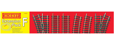 Hornby R8226 Track Pack F Extension for Train Sets
