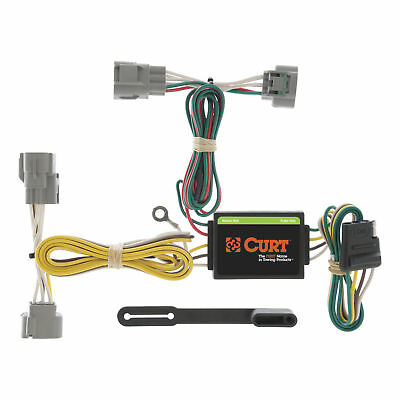 curt class trailer hitch wiring for toyota tacoma bull  curt vehicle to trailer wiring harness 55513 for toyota t100 tacoma