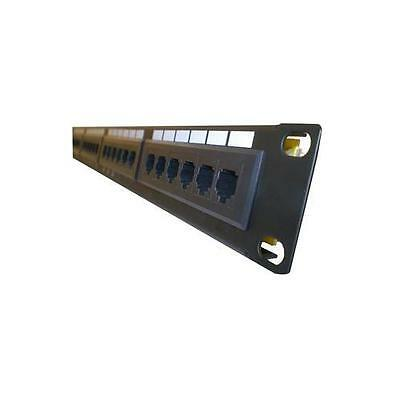 GA227194 PPAN-48-LC-1U Lms Data 48 Port Cat 5E Patch Panel