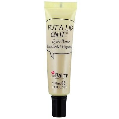 TheBalm Cosmetics Eyes Put A Lid On It Eyelid Primer 11.8ml for her BRAND NEW
