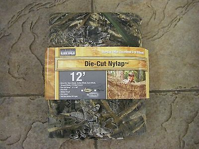"Avery Greenhead Gear 12' x 60"" Nylap 3-D Realtree Max 5 Duck Blind Material"