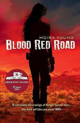 Blood Red Road (Dustlands),New Condition