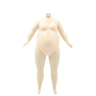 """For 12"""" Neo Blythe doll Takara doll Cute Fat Ferrite Nude Doll ~From Factory"""