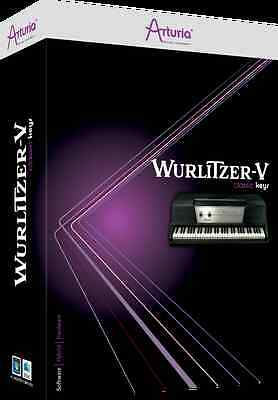 Arturia WURLITZER V2 Electric Piano VST (eDelivery)