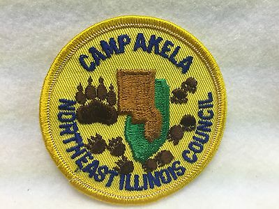 Boy Scouts - Camp Akela - Northeast Illinois Council