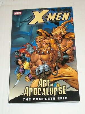 Marvel X-Men AGE OF APOCALYPSE The Complete Epic Book 1 TPB Trade Paperback