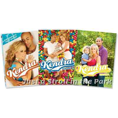 Kendra: Complete TV Series Seasons 1 2 3 4 Box / DVD Set(s) NEW!