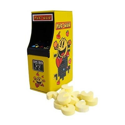 Pac-Man Arcade Strawberry Candy in Collectible Tin