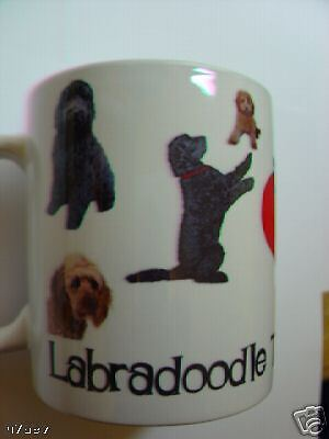 Labradoodle The Only Dog For Me  Coffee Mug No1