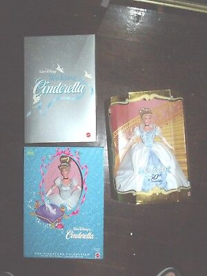 Disney's Cinderella Doll The Signature Collection 1998 4th in Series LE