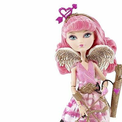 Bambola Ever After High Ribelli Cupid  Bjg72 Mattel