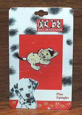 Disney's 101 Dalmatians Collectible Puppy Pin-Back / Brooch *NEW* *READ*
