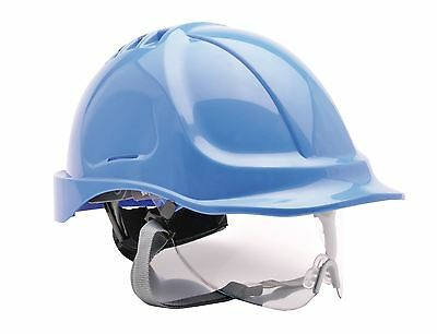 Portwest Endurance Visor Helmet Hard Hat Defender Cap Safety Workwear PW55