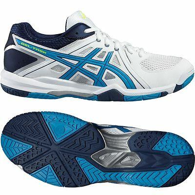 Asics Gel-Task Mens Stability Indoor Court Badminton Squash Shoes