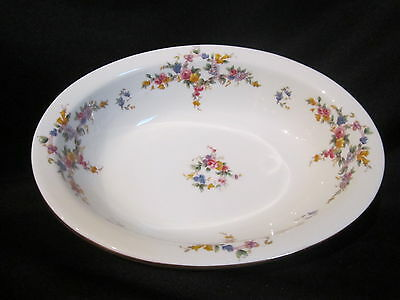 Minton SPRING FLOWERS - Oval Vegetable Bowl