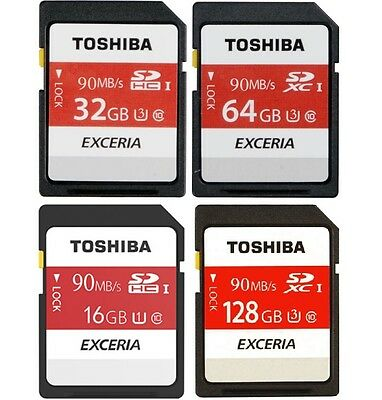 SanDisk 16GB Extreme SDHC UHS-I Class 10 Memory Card│90 MB//s│Cameras│4K Ultra HD