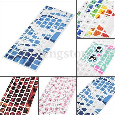 For Apple Laptop Macbook Air Pro 13''15'' Keyboard Silicone Skin Cover Protector