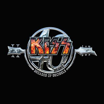 Kiss - 40 Years Decades Of Decibels: Anthology 2Cd Set (2014)