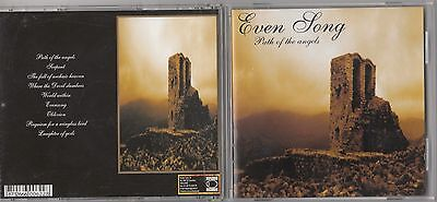 Even Song - Path of the Angels (CD, Sep-1999, Displeased) METAL