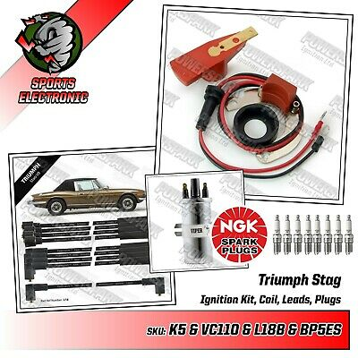 Triumph Stag V8 Electronic Ignition Upgrade Package