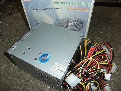 Electrical noiseless switching power supply dual xeon M/B compatable 700w WIN