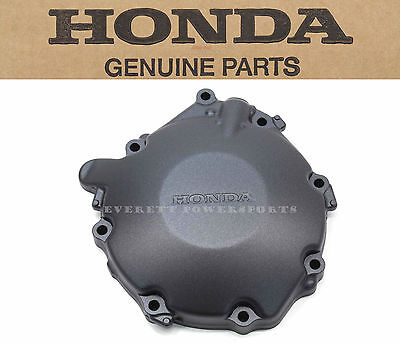 New Honda Left Side Stator Engine Cover 06-07 CBR1000 RR, 11-14 CB1000 R #P84