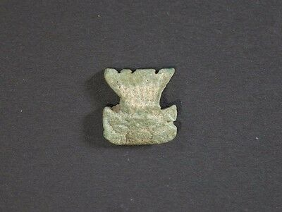 *Aphrodite Gallery* An Egyptian Bes Amulet, 700-30 B.C.(Late Period)