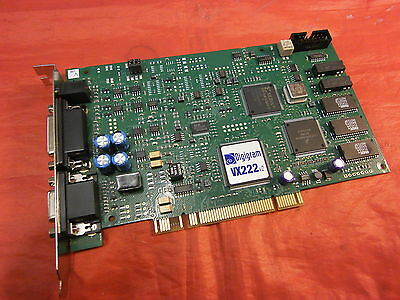 Digigram VX222 v2 Professional Sound Card