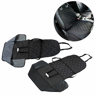 Pet Dog Car Front Seat Cover Safety Protection Anti-Slip Mat Liner Waterproof
