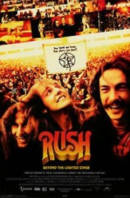 RUSH Beyond the Lighted Stage Poster 24 x 36 NEW WRAPPED OFFICIAL