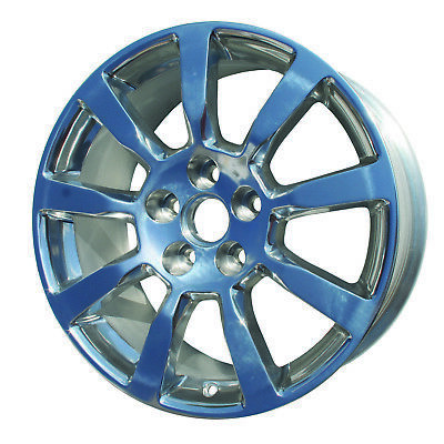 """Brand New 18"""" Polished Alloy Wheel Rim for 2008 2009 Cadillac CTS"""