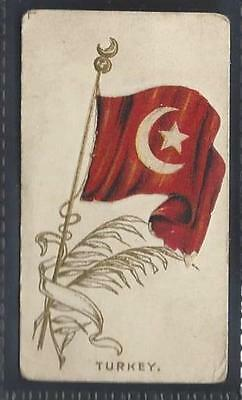 Cope - Flags Of Nations (Black Back) - Turkey