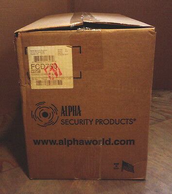 Alpha Security/r Series Cd Keeper/longbox Style/100 Qty Box/nos/made In Usa
