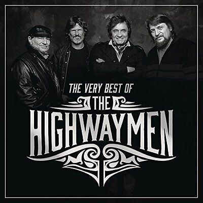 THE HIGHWAYMEN THE VERY BEST OF CD ALBUM (May 20th 2016)