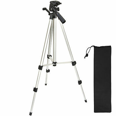 "Vivitar HF-TR59 59"" 59 Inch Photo / Video Tripod with Carrying Case"