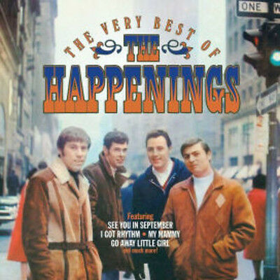 The Happenings - The Very Best Of The Happenings [New CD]