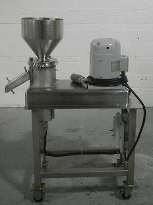 Premier Colloid Mill - Stainless Steel Construction With Portable Base
