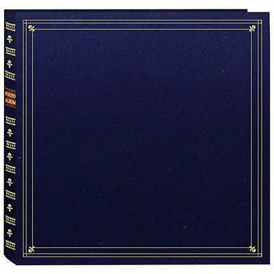 Pioneer Photo Albums MP46-NAB Full Size Album 4X6 6/PAGE 300 Photo Navy Blue