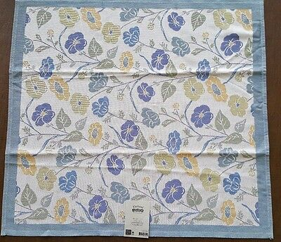 "100% Cotton Meja 01 Table Square 30"" x 30"" by Ekelund"