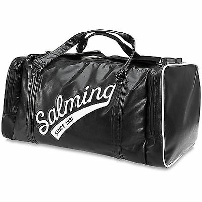 Salming Retro Squash Practice Training Gym Capacious Duffle Bag