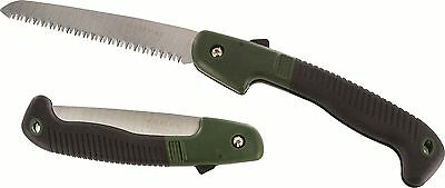 Wolverine Folding Saw - Lockable Bushcraft Survival Saw Outdoors Camping Tool
