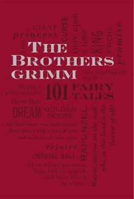 NEW The Brothers Grimm :101 Fairy Tales By Jacob Ludwig Carl Grimm Free Shipping