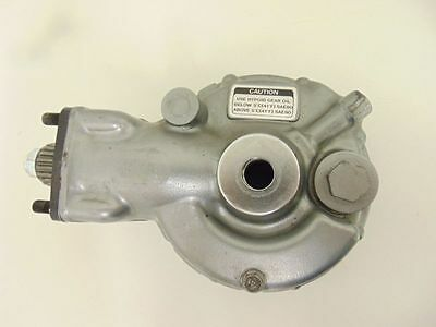00 Kawasaki ZG 1000 Concours USED Rear Differential Diff Gear Box 13101-1099-GD