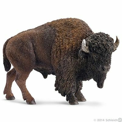 American Bison 14714 strong tough looking Schleich Anywhere's Playground <><